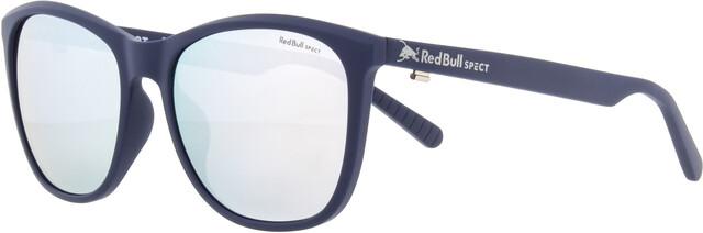 Red Bull SPECT Fly Lunettes de soleil Femme, bluesmoke silver